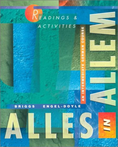 9780070078321: Alles in allem (Readings & Activities): An Intermediate German Course (Student Edition)