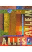 Alles in Allem: An Intermediate German Course: Jeanine Briggs, Beate