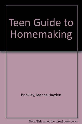 9780070078406: Teen Guide to Homemaking