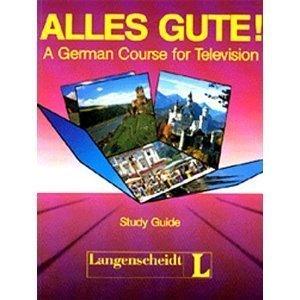 9780070078642: Alles Gute: Basic German for Communication