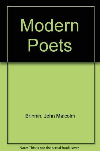 The Modern Poets: An American-British Anthology, 2nd Edition (9780070079083) by Seamus Heaney; Robert Frost; Robert Graves; E.E. Cummings; Conrad Aiken; Thomas Kinsella; Muriel Rukeyser; Dylan Thomas