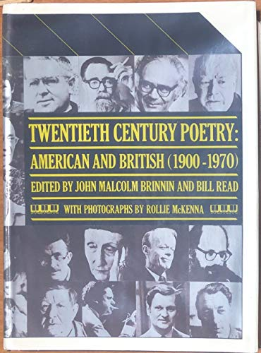 9780070079090: Twentieth Century Poetry: American and British (1900-1970); An American British Anthology