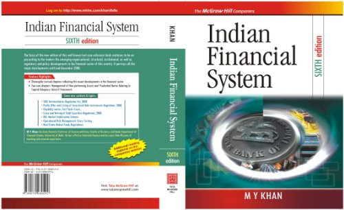 Indian Financial System, Sixth Edition: M.Y. Khan