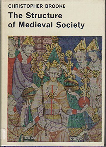 9780070080621: The Structure of Medieval Society (Library of Medieval Civilization)