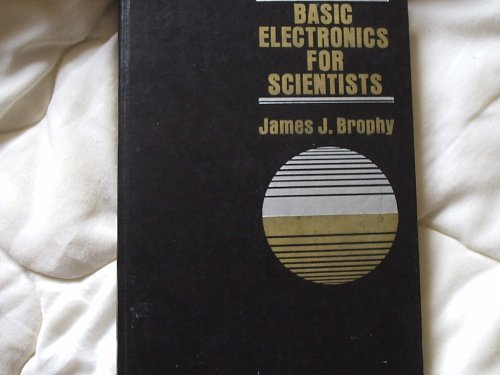 9780070081079: Basic Electronics for Scientists