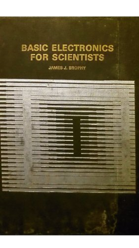 9780070081291: Basic Electronics for Scientists