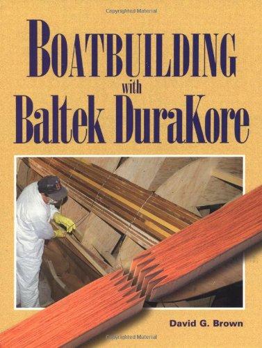 9780070082120: Boatbuilding with Baltek Durakore