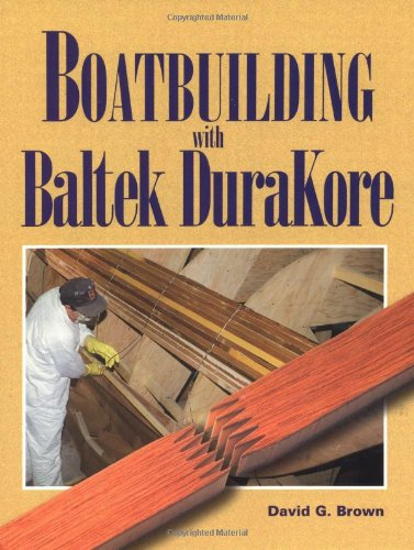 9780070082120: Boatbuilding with Baltek DuraKore