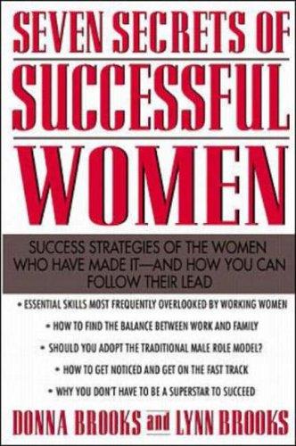 9780070082298: Seven Secrets of Successful Women