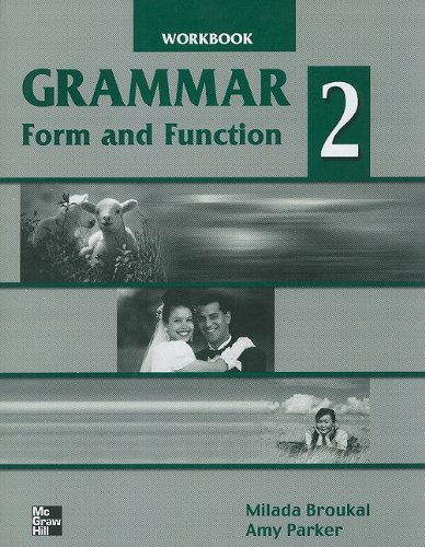 9780070082328: Grammar Form and Function 2 WB (Bk. 2)