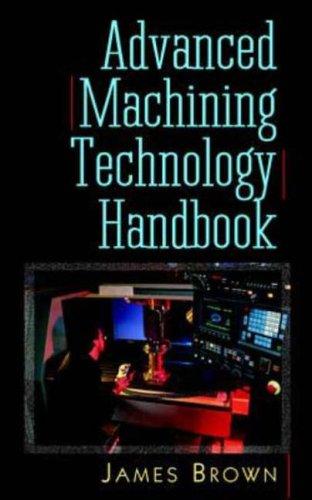 9780070082434: Advanced Machining Technology Handbook