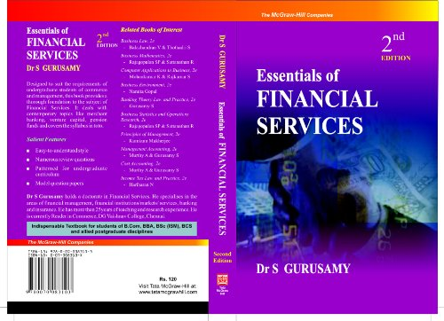 9780070083103: ESSENTIALS OF FINANCIAL SERVICES