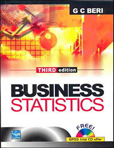 9780070083233: BUSINESS STATISTICS 3ED