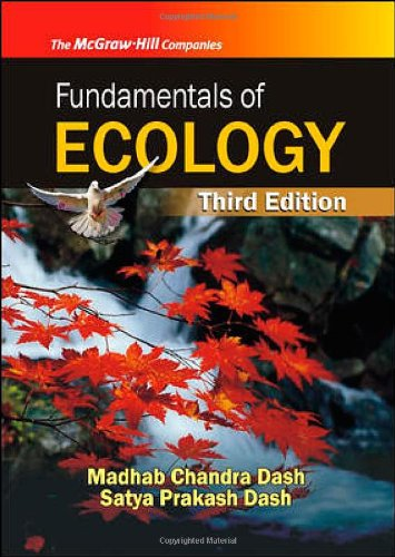 9780070083660: Fundamentals Of Ecology 3Rd Edition