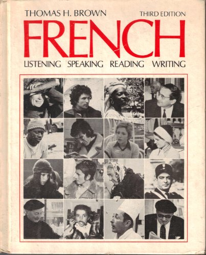 9780070083967: French: Listening, Speaking, Reading, Writing