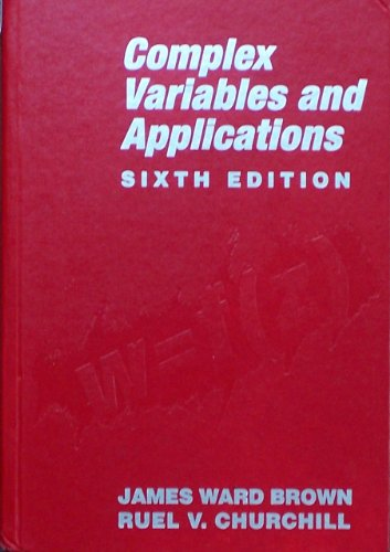 9780070084964: Complex Variables and Applications (Churchill-Brown Series)