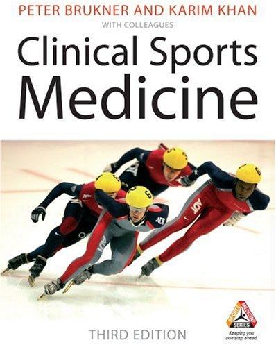 9780070085473: Clinical Sports Medicine