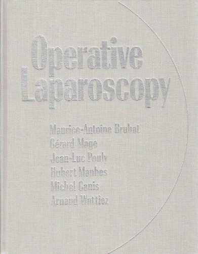 9780070085879: Operative Laparoscopy