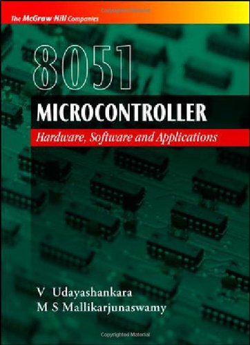 9780070086814: 8051 Microcontroller: Hardware, Software & Applications