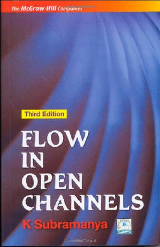9780070086951: FLOW IN OPEN CHANNELS