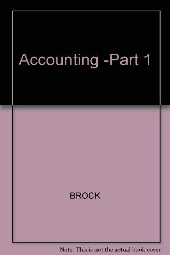 9780070087385: Accounting: Principles & Applications