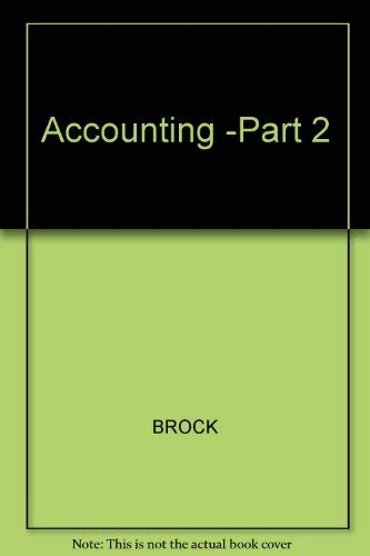 9780070087392: Accounting: Principles and Applications