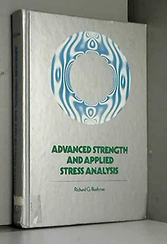 9780070088283: Advanced Strength and Applied Stress Analysis