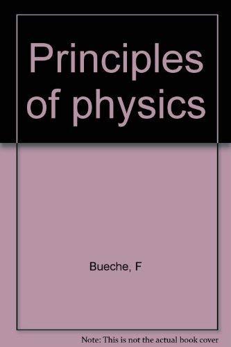 9780070088481: Principles of physics