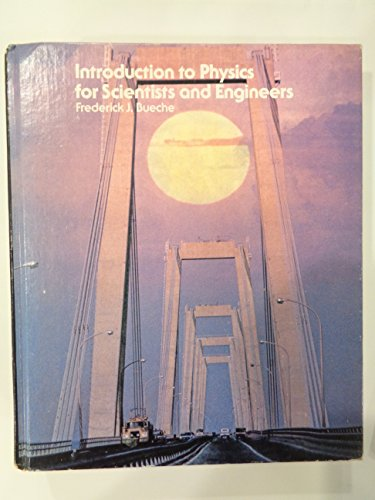 9780070088757: Introduction to Physics for Scientists and Engineers