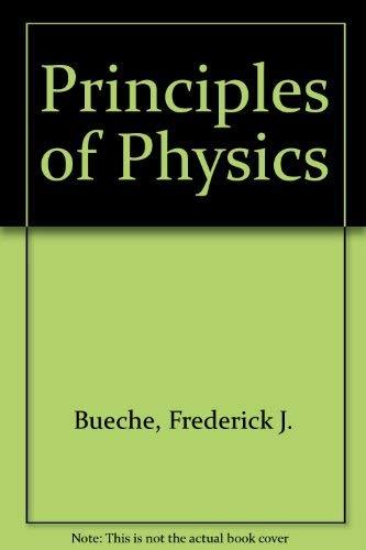 9780070088924: Principles of Physics