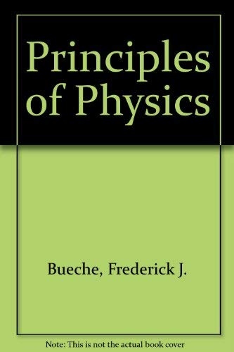 9780070088924: Principles of Physics