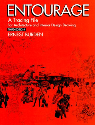 9780070089440: Entourage: A Tracing File for Architects and Interior Design