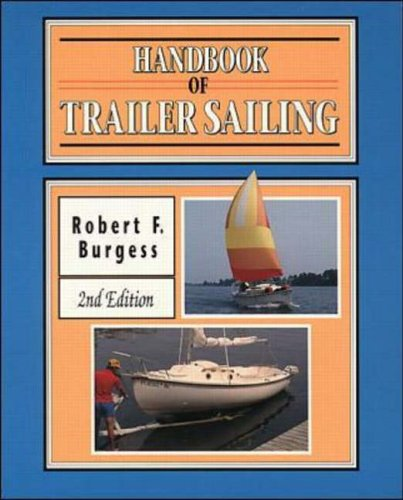 9780070089815: Handbook of Trailer Sailing