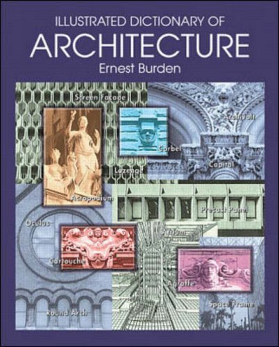 9780070089884: Illustrated Dictionary of Architecture