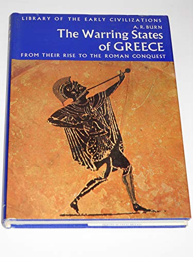 9780070091818: The Warring States of Greece: From Their Rise to the Roman Conquest.