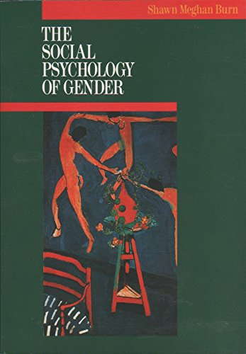 9780070091825: The Social Psychology of Gender