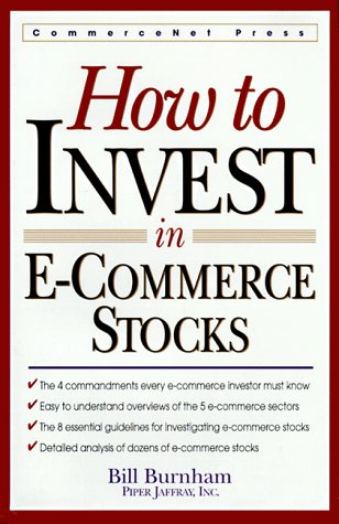 9780070092389: How to Invest in E-Commerce Stocks