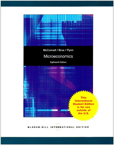 9780070092471: Microeconomics