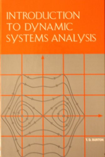9780070092907: Introduction to Dynamic Systems Analysis (Mcgraw Hill Series in Mechanical Engineering)