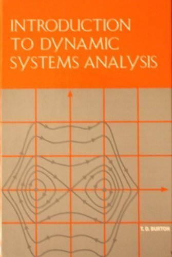 9780070092907: Introduction To Dynamic Systems Analysis