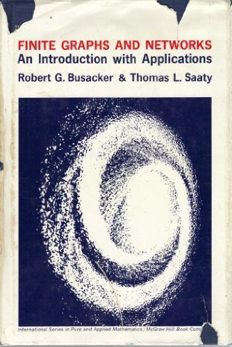 Finite Graphs and Networks (Pure & Applied: R.G. Busacker, Thomas