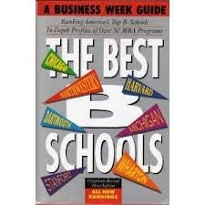 9780070093362: A Business Week Guide: The Best Business Schools