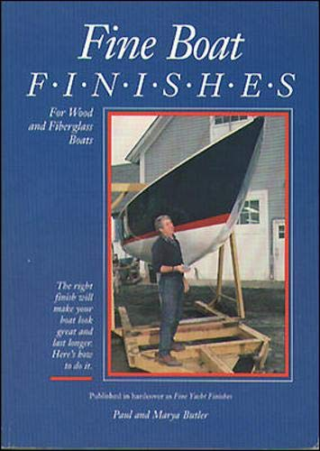 9780070094031: Fine Boat Finishes