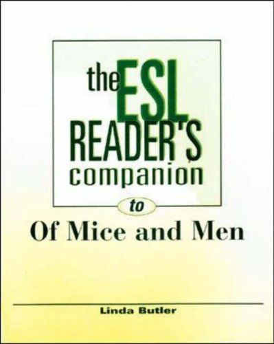9780070094277: The ESL Reader's Companion to Of Mice and Men