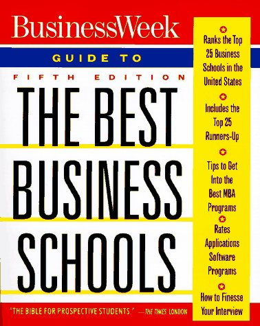 9780070094727: Business Week Guide to the Best Business Schools