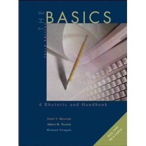 9780070094871: The Basic: A Rhetoric and Handbook, Alternative Tabbed Version: Test Bank