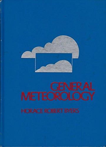 9780070095007: General Meteorology