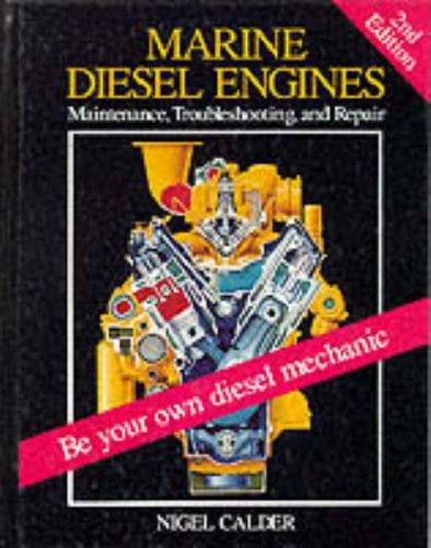 9780070096127: Marine Diesel Engines: Maintenance, Troubleshooting, and Repair