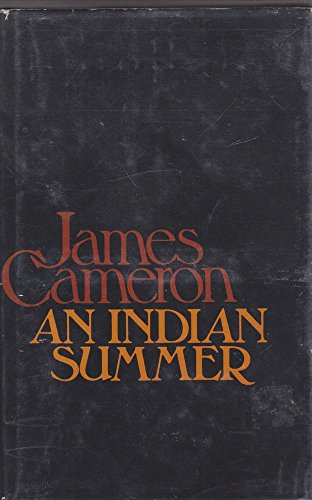 9780070096738: An Indian Summer (First American Edition)