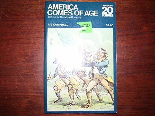 9780070096790: America Comes of Age Roosevelt